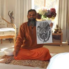 Swami Nityananda Giri explains the structure of human brain